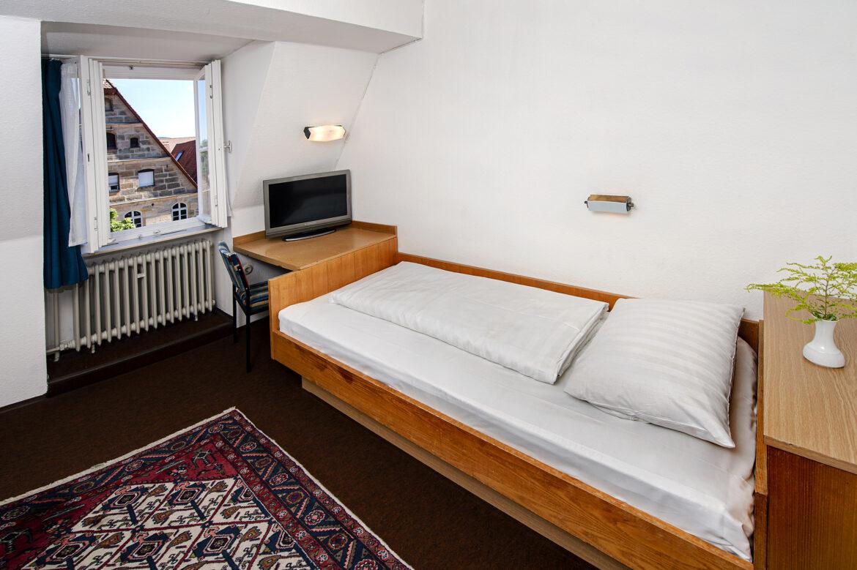Einzelzimmer | Haupthaus